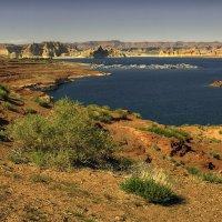 Озеро Пауэлл, Юта-Аризона :: АндрЭо ПапандрЭо