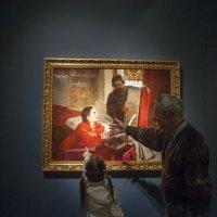На выставке :: marmorozov Морозова