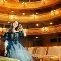 Призрак оперы :: Ежъ Осипов