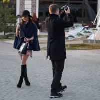 Когда муж фотограф) :: Андрей Майоров