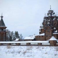 Покровская церковь в Невском лесопарке :: Наталья Левина