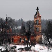 Церкви Подмосковья . Продолжение. :: Андрей Куприянов
