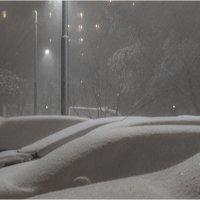 Заметает зима, заметает... :: Александр Лебедевъ