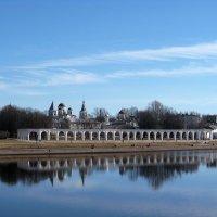 Новгород Великий :: Татьяна Васильева