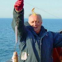 Мужики! А может быть, поговорим о рыбалке, морской…? :: kolin marsh