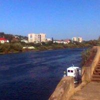 Река Днестер :: Сергей
