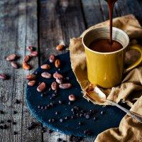 горячий шоколад :: Майя К