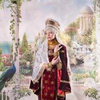 Исторический костюм Елены Шип :: Юлия Астратенко