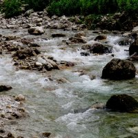 Абхазия ...горный поток :: Светлана