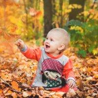 Золотая осень :: Дарья Большакова