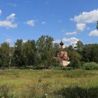 Старое кладбище :: Тимофей Черепанов