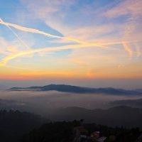 Небо после заката :: Aleh Nekipelau