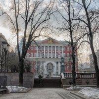 Городской пейзаж :: Ирина Шарапова