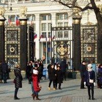 Пешие прогулки по Москве. :: Лара ***