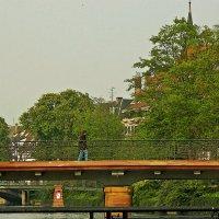 мосты города Страсбурга :: Александр Корчемный