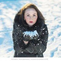 Снежный танец :: vik zhavoronka