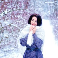 зима-зима :: Алеся Салангина