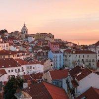 Рассвет в Лиссабоне :: Eugene Remizov