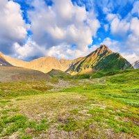 Горная тундра :: Виктор Никитин