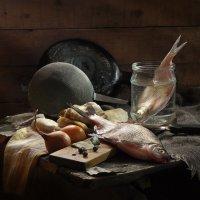 Про рыбу. :: Сергей Фунтовой