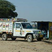 Индийский грузовик :: Татьяна Василюк