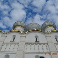купола стремятся в небо :: Светлана Ларионова