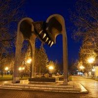 Памятник героям Гражданской войны :: Андрей Майоров