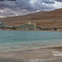 Мертвое море-соленые берега... :: Alex S.