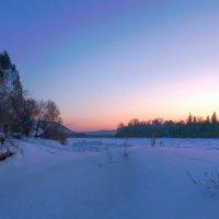 Приближение ночи :: Анатолий Иргл