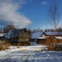 Зима уходящая....2 :: Юрий