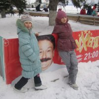 Я с подругой на Волге. :: Мария Владимирова