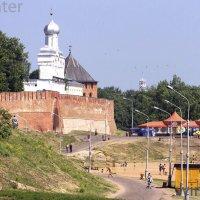 Великий Новгород. Кремль. :: Александр Кокарев