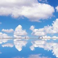 Прогулки по облакам :: Sergey