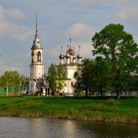 Сретенская церковь :: Леонид Иванчук