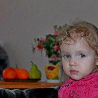 Полинушка...моя милая Поля.... :: Mari Kush