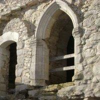 Эстония. Цистерианский монастырь Падизе. XIV век :: Марина Домосилецкая