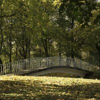 Горбатый мостик :: Marina Talberga