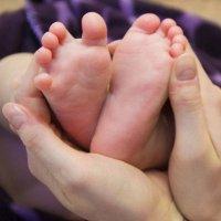Ножки у крошки... :: Мария Иванова