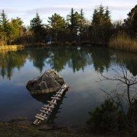 Горное озеро :: Никита Волосянов