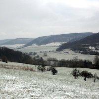 Зимний пейзаж.. :: Эдвард Фогель