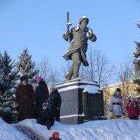Великие Луки. Александр Матросов... :: Владимир Павлов