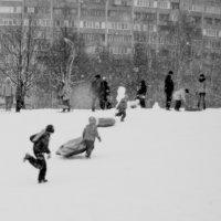 Зимние забавы :: Виктория