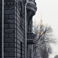 Улицы Питера... Зима 2016 :: Елизавета Вавилова