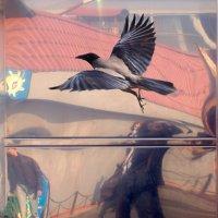 Фотограф щелкает и птичка вылетает :: Татьяна Цыганок