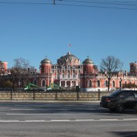 Царский путевой дворец :: Елена Назарова