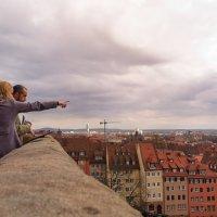 Нюрнберг в феврале :: Elen Dol