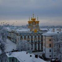 Екатерининский дворец. :: Харис Шахмаметьев