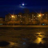 Ночь. Улица... :: Сергей Николаевич