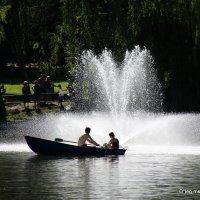 ах,лето или магия воды :: Олег Лукьянов