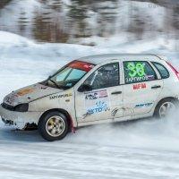 Зимние гонки :: Борис Устюжанин